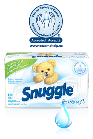Snuggle® Free & Soft Sheets